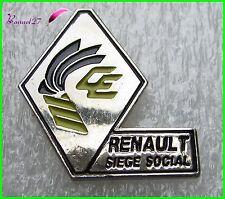 Pin's Voiture Car RENAULT CE SIÈGE SOCIAL    #957