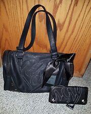 Metal Mulisha No Class NEW Purse & wallet Hand Bag Studs Black Shoulder fired up