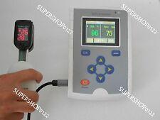 MS100 small portable SpO2 Simulator color TFT Amplitude spo2 PR Patient state