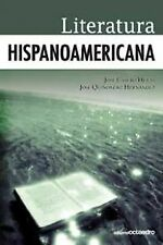 LITERATURA HISPANOAMERICANA. NUEVO. Nacional URGENTE/Internac. económico. METODO