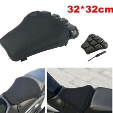 L Size Motorbike Sport Bikes Motorcycle Cushion Airbag Inflatable Seat Mat Cover