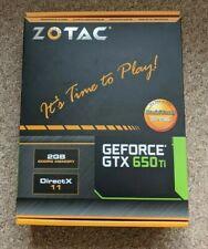 Zotac GTX 650ti 2GB DDR5 Video Graphics Card