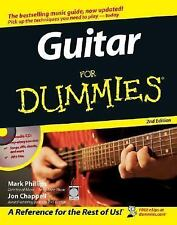 Guitar For Dummies (For Dummies (Lifestyles Paperback))