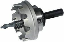 """Alfra 0600600Tct Short Type Carbide Tipped Hole Saw, 2 3/8"""" 60 mm [Hw]"""