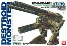 BANDAI SPIRITS 1/200 DESTROID MONSTER HWR-00-MK II (Macross) Plastic Model Kit