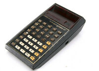 Vintage Texas Instruments Programmable TI-57 Calculator as parts Untested