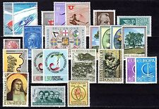 Italy - 1966 Complete year-set superb MNH