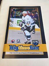 Springfield Falcons AHL Hockey 2006-07 Program (Tampa Bay Lightning)