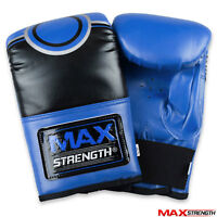 Pro Bag Mitts Gloves Boxing MMA UFC Muay Thai Training Grappling Punch Heavy
