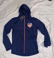 Men's Fanatics FC Cincinnati Rise Together Full Zip Jacket NWT Large L