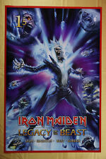 Comic Cover Iron Maiden Monster Horror Head Art Picture Poster 24X36 NEW    IMHH