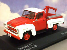Chevrolet 3100 TOW grua 1956 1/43 Whitebox