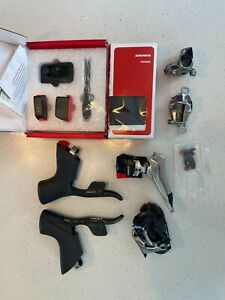 SRAM Red Etap 11 Speed Road/CX Groupset with Batteries - New/Light Use
