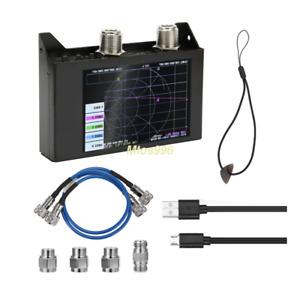 HF VHF UHF 4 Inch SAA-2N NanoVNA V2 3G Vector Network Antenna Analyzer Shortwave