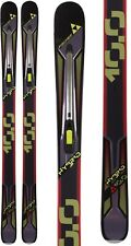 $995 Fischer Hybrid ALL MOUNTAIN Skis 182 CM CAMBERED OR ROCKER ADVANCED POWDER