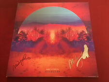 MIKE GORDON SIGNED VINYL LP OVERSTEP PHISH PROOF
