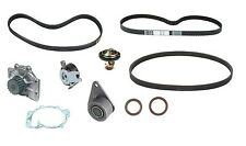 Volvo S40 05-10 Timing Belt Kit Water Pump Timing&Serpentine belts High Quality
