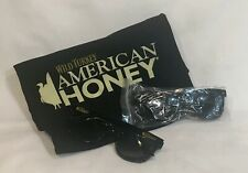 Wild Turkey American Honey Whiskey Advertising Sunglasses Shirt Ladies M