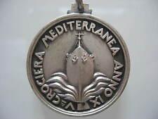 Fascist Medals Opera Balilla 1931 Mediterranean Cruise Medaglie Fascismo Balilla