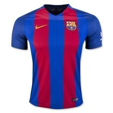 NIKE 776850481 BARCELONA FC 16-17 HOME JERSEY SIZE X-LARGE