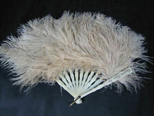 Advertising Ladies Feather Fan Lausanne Palace Hotel Switzerland 1930s