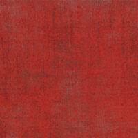 Quilt Fabric Grunge Basics Red by BasicGrey for Moda by half-yard #30150 151