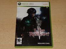 El último remanente Xbox 360 Reino Unido PAL (D) ** GRATIS UK FRANQUEO **