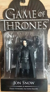 Funko Game of Thrones Jon Snow Fully Poseable Action Figure New