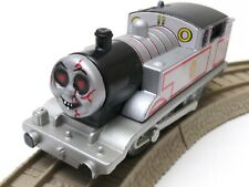 Timothy the ghost #0 Thomas & friends trackmaster motorized customized train.