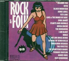 CD COMPIL 24 TITRES--ROCK & FOLK VOL° 32--ROCHE/OBEL/UFFIE/CARL BARAT/UNKLE...