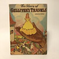 The Story Of Gulliver's Travels Authorized Edition Max Fleischer 1939