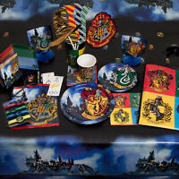 Harry Potter Birthday Party Supplies (See Selections) YOU CHOOSE