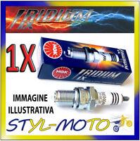 CANDELA NGK IRIDIUM SPARK PLUG DPR8EIX-9 YAMAHA TDM 900 ATDM900A 900 2007