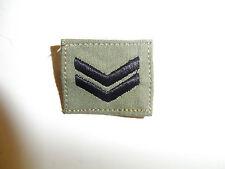 b6516s Vietnam RVN Army Trung Si Sergent cloth rank single collar IR8C