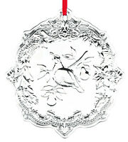Reed & Barton Annual Sterling 12 Days of Christmas Ornament 2018 NIB Partridge