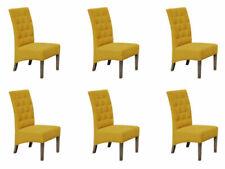 Sillas amarillos de despacho para el hogar