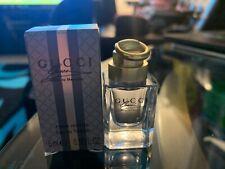 New In Box Gucci Made to Measure Eau de Toilette 5 ml / .16 oz Splash/Dab Bottle