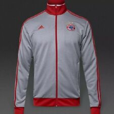 Adidas Men's Bayern Munich Jacket Track Top MEDIUM AZ5321