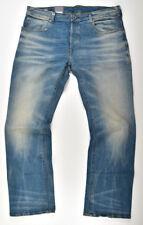 G-Star Raw, Pantalones Vaqueros 3301 Suelto W36 L34, De Hombre Cyclo Elásticos