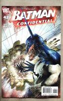 Batman Confidential #42-2010 nm 9.4 DC Comics Sam Kieth Ghosts