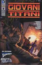 GIOVANI TITANI n. 3 Ultra Variant - Lion - DC Comics - NUOVO / New 52
