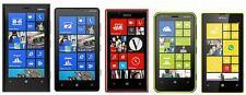 Nokia Lumia 610 620 625 635 640 650 Verrou Débloqué Smartphone Mélange Grade