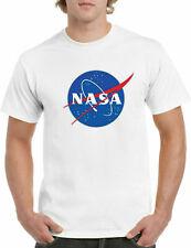 NASA L//B SPACE ASTRONAUT MENS T-SHIRT GEEK NERD DESIGN RETRO LEGO SPACEMAN