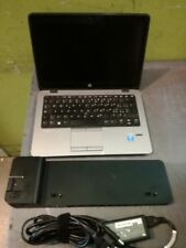 "NOTEBOOK HP 820 G1 i5 4200 8Gb Ram SSD docking station 12"" bello garanzia"