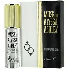 Alyssa Ashley Musk by Alyssa Ashley Perfume Oil .25 oz