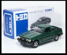 TOMICA TOYOTA COROLLA LEVIN AE86 1/61 NEW DIECAST CAR GREEN