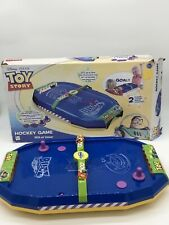 DISNEY PIXAR TOY STORY HOCKEY GAME WITH AIR BLOWER - FAMILY FUN