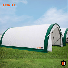 20x30x12ft Single Trussed Storage Tent - Strong PVC fabric & galvanised steel