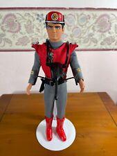 """Vintage Captain Scarlet 12"""" Action figure 1993"""