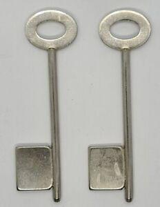 9G x 64 RST Safe Pin Key Blank Pair - Keys - Locks - Locksport - Safes